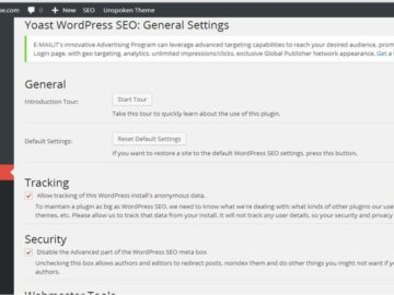 Cara Menggunakan Pugin Wordpress, WordPress SEO plugin Yoast 2