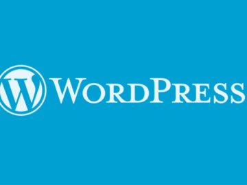 Buat website wordpress